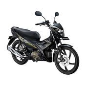 Suzuki Satria F115 Young Star Titan Black? (14437179) di Kota Bandung