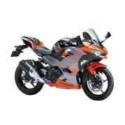 Kawasaki Ninja 250 ABS SE MDP Sepeda Motor - Orange Black Silver( KREEDIT TANPA DP DAN BUNGA 0% )