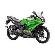 Kawasaki Ninja RR Sepeda Motor - Green( KREEDIT TANPA DP DAN BUNGA 0% )