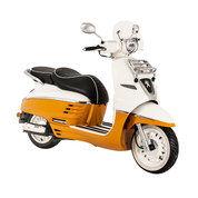 Peugeot Scooters Django Evasion Vitamin Orange( KREEDIT TANPA DP DAN BUNGA 0% )