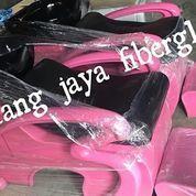 Kursi Keramas Salon Pink Kepala Hitam (14463965) di Kota Padang