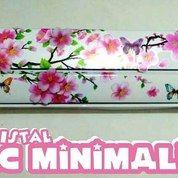 AC Minimalis Kristal Extra Gel 17 Watt 1/2 Pk Manual