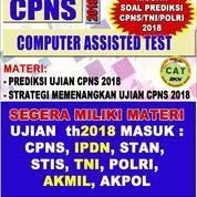 E Book Ujian CPNS TNI Dan Sekolah Kedinasan 2018