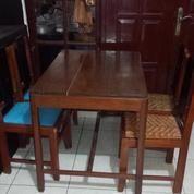 Meja Makan Minimalis (14487567) di Kota Yogyakarta