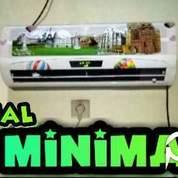 AC Minimalis 17 Watt Kristal Extra Gel 2 Pk Remote (14499721) di Kota Jakarta Barat