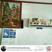 AC Minimalis Kristal 17 Watt 2.5 Pk Remote Minion 3D (14499747) di Kota Jakarta Pusat