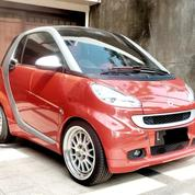 Smart For Two Coupe At