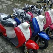 Motor Mini Ana Scoopy