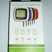 Smartphone LED Flas & Fill Light (14512315) di Kota Yogyakarta