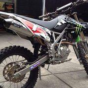Motor Trail Kawasaki KLX 150cc