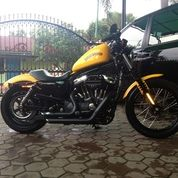 Mtor Hd Sporter Mulus Kuning (14532519) di Kota Denpasar
