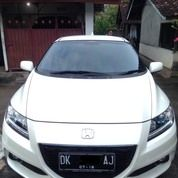 Honda CRZ Sport Hybrid At 2013 Asli Bali Tangan 1 Low Km Samsat Juli