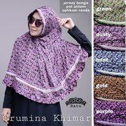 Jilbab Instant Crumina Khimar