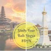 Paket Study Tour Bali Yogyakarta 8h7m (14570871) di Kota Jakarta Utara