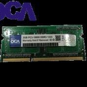 SODIMM 2GB PC3-10600 DDR3 1333 OCA MEMORY LAPTOP (14591437) di Kota Surabaya