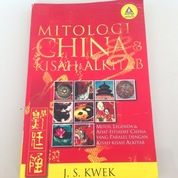 Mitologi China & Kisah Alkitab Penulis J.S. Kwek (14591711) di Kab. Tangerang