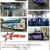 Bus Pariwisata Merci 1518