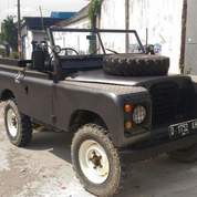 Land Rover Tahun 77 Tropical Roof