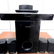 Home Theater Panasonic SA-XH70 Effect 5.1Ch Frsh Dvd Usb Radio KATAPANG SOREANG