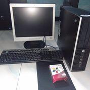 Komputer Core I5 HP Built Up Ddr3 3.10ghz