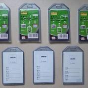 Card Holder Karet Single, Tempat Id Card Silikon, Casing Id Card Bahan Karet (14609821) di Kota Surabaya