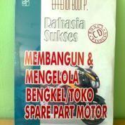 Buku Rahasia Sukses Membangun Dan Mengelola Bengkel/Toko Spare Part Motor (14610945) di Kota Semarang