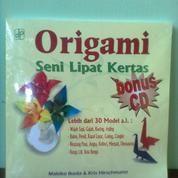 Buku ORIGAMI Seni Lipat Kertas + Bonus CD (14611119) di Kota Semarang