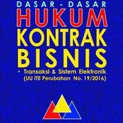 Dasar-Dasar Hukum Kontrak Bisnis (14618179) di Kota Bandung