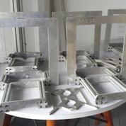 Frame Set 3d Printer Prusa I3 MK3 Full Aluminium Alloy