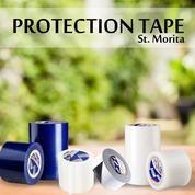 ST. MORITA - Protection Tape Emboss 15 Gr 40 Mic - Clear Transparent (14634777) di Kota Jakarta Timur