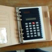 Set Buku Agenda Dan Kalkulator (14636075) di Kota Tangerang