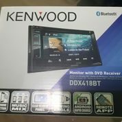 Kenwood DDX-418BT Head Unit DDX 418 BT (14641611) di Kota Surabaya
