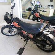 Trail Ts 125 Cc Jumbo All Original (14642143) di Kota Semarang