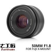 Lensa 7ARTISANS 50MM F1.8 FOR Mirrorless FUJIFILM X Mount Series (14652117) di Kota Surabaya