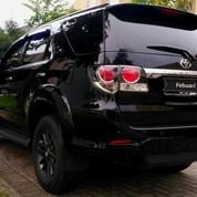 Toyota Fortuner G Vnt Diesel 2.5 At 2015 Hitam