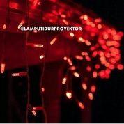 Lampu Tirai Merah Curtain Lamp Red (14665353) di Kota Jakarta Pusat