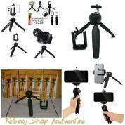 Yunteng Mini Tripod +Holder U