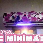 AC Minimalis Extra Gel 17 Watt Remote Led (14672633) di Kota Medan