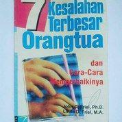 7 Kesalahan Terbesar Orangtua Dan Cara-Cara Memperbaikinya (14675479) di Kota Surabaya