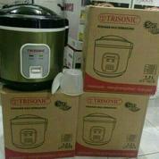 Rice Cooker Trisonic 1.2 Liter Untuk Parcel Lebaran Di Kampung (14676493) di Kota Jakarta Pusat