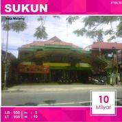 Resto Cafe Luas 956 Di Sukun Kota Malang _ 108.18 (14684453) di Kota Malang