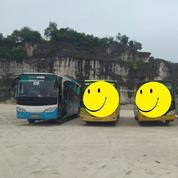 Bus Pariwisata Mercy