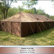 Tenda Pleton Berukuran 6x14x3 (14704573) di Kota Jakarta Timur
