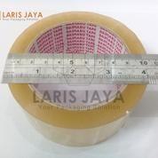 Lakban / Tape Daimaru Bening 2 Inch X 90 Yard