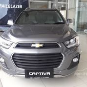 Chevrolet Captiva 2.0 Fwd Ltz At- Diskon Besar