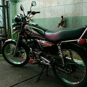 Yamaha Rx King 2004 Hitam Manyuksss Orisinil (14711987) di Kota Jakarta Selatan