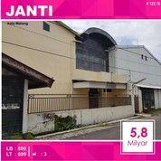 Gedung Olahraga Luas 800 Di Janti Kota Malang _ 122.18 (14725315) di Kota Malang