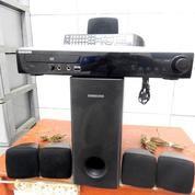 Samsung HT-Z120 Effect 5.1Chanel Dvd Usb Radio Mantap Karaoke Katapang SoReaNG (14763681) di Kab. Bandung