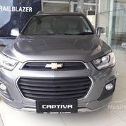 Chevrolet Captiva 2.0 Fwd Ltz At- Dp Ringan Bisa (14764899) di Kota Bekasi