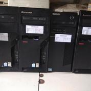 PC Lenovo Think Centre Dan IBM Think Centre Bergaransi